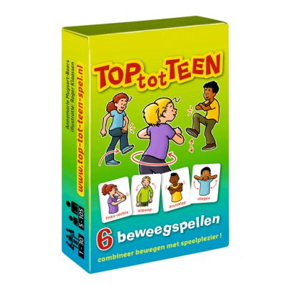 beweegspel: Top-tot-teen-spel