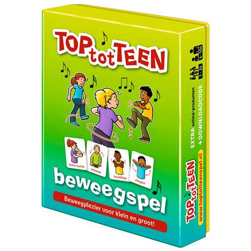 Top tot Teen beweegspel