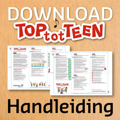 TOP-tot-TEEN spelhandleiding met extra spelvorm 6